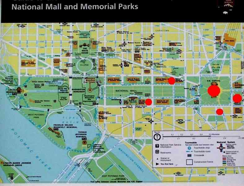 Download Washington Mall Map Pdf  Torrentinotheater