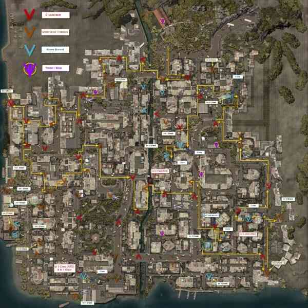 Dead Island City Of Moresby Chest Locations