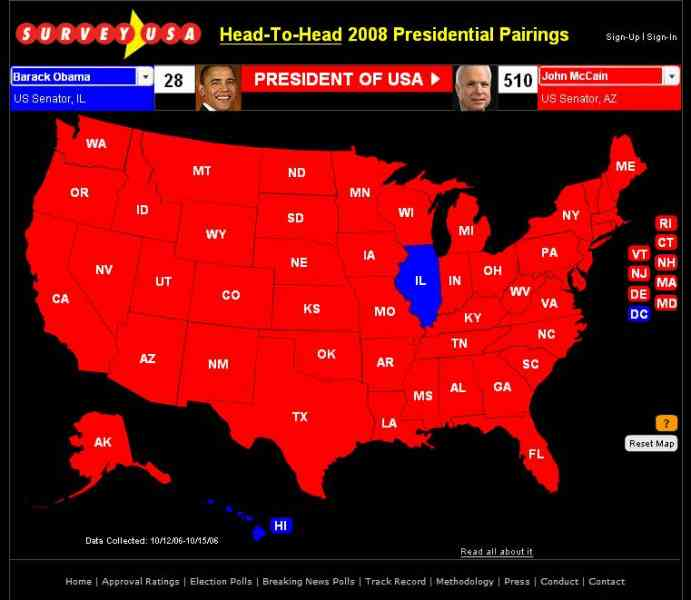 electoral votes by state map 5 Electoral Votes By State Map