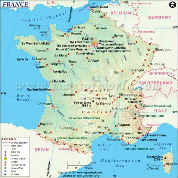 french revolution map 127 French Revolution Map