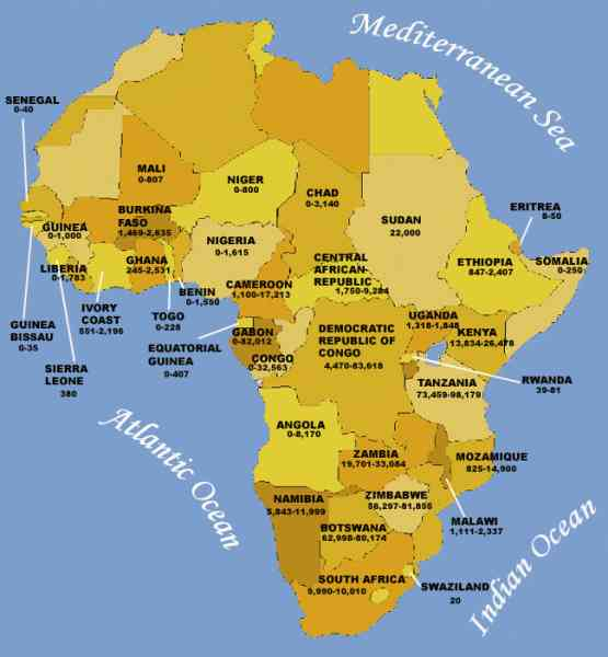 geographic map of south africa 69 Geographic Map Of South Africa