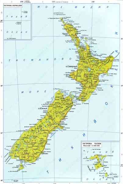 gps map new zealand 2 Gps Map New Zealand