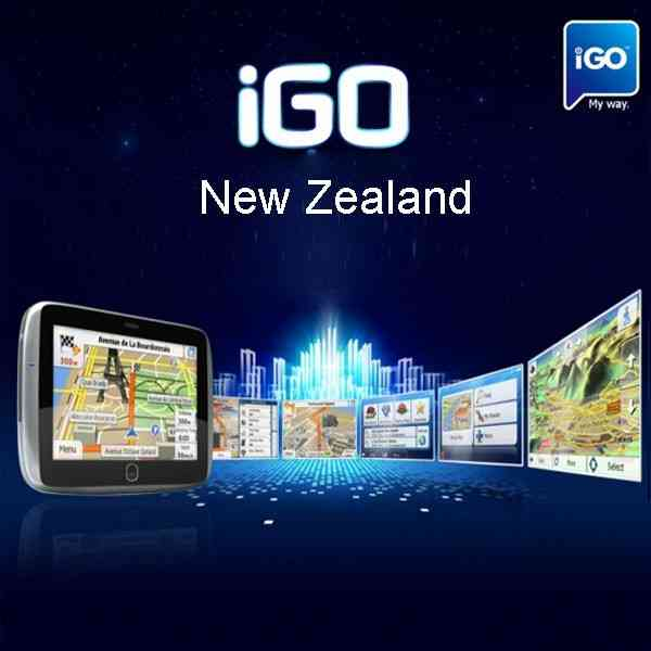gps map new zealand 583 Gps Map New Zealand