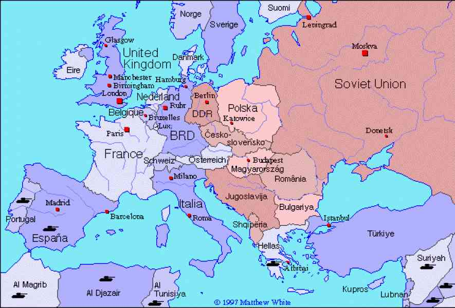 historical map of europe 67 Historical Map Of Europe