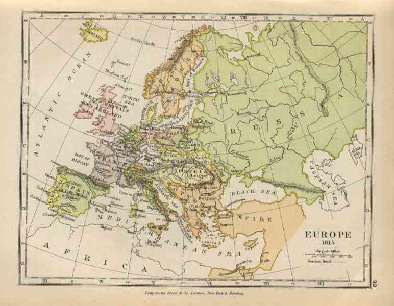 historical map of europe 199 Historical Map Of Europe