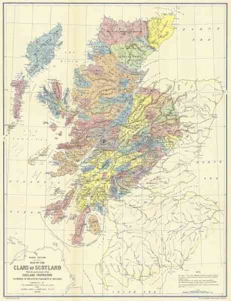 historical map of scotland 95 Historical Map Of Scotland