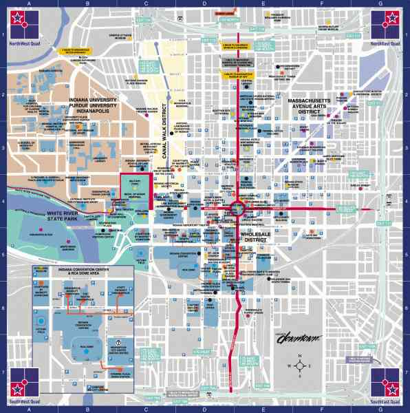 indianapolis zip code map 245 Indianapolis Zip Code Map