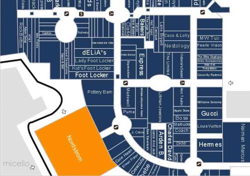 orange park mall store map, tucson mall store map, indian river mall store map, solomon pond mall store map, exton mall store map, west oaks mall store map, mall of america water park map, freehold raceway mall store map, towson town center store map, franklin park mall store map, short pump town center store map, the grove store map, miller hill mall store map, eagan outlet mall store map, scottsdale fashion square store map, mall of new hampshire store map, white marsh mall store map, plymouth meeting mall store map, meridian mall store map, on king of prussia mall store map