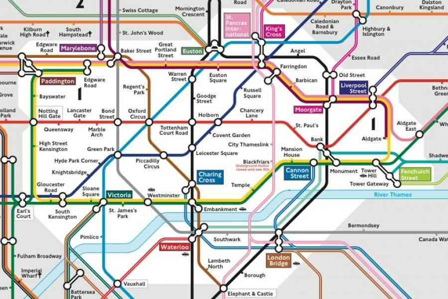 london tube trains map 387 London Tube Trains Map