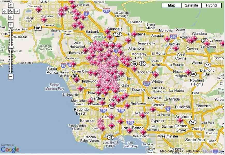 What dating app do people use in los angeles