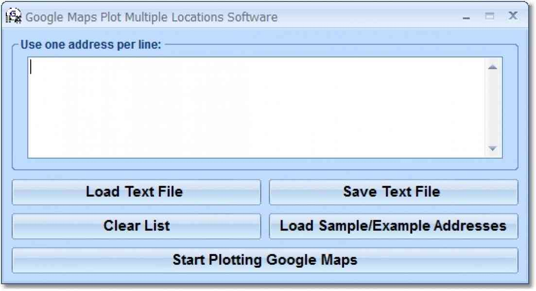 map multiple locations by address 50 Map Multiple Locations By Address