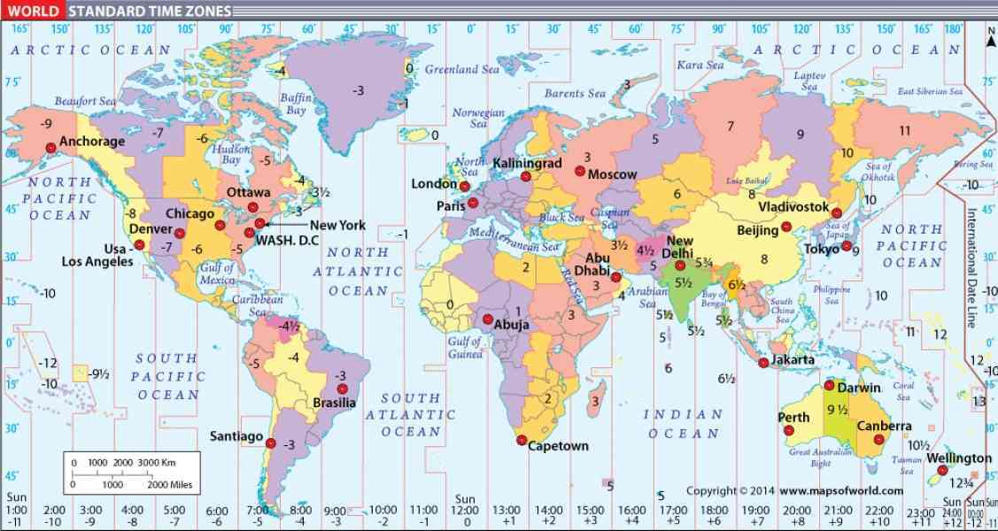 Map Of Canada With Latitude And Longitude Map Holiday Travel - World map latitude longitude
