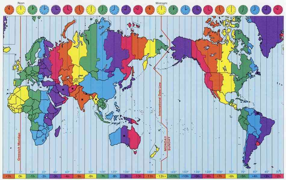 Map of canadian time zones holidaymapq map of canadian time zones gumiabroncs Gallery