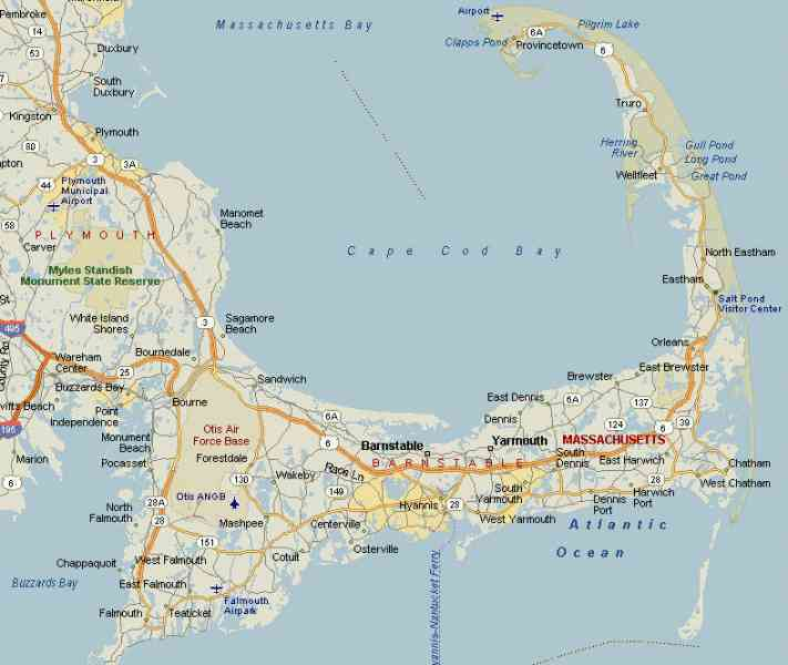 map of cape cod ma my blog. Black Bedroom Furniture Sets. Home Design Ideas