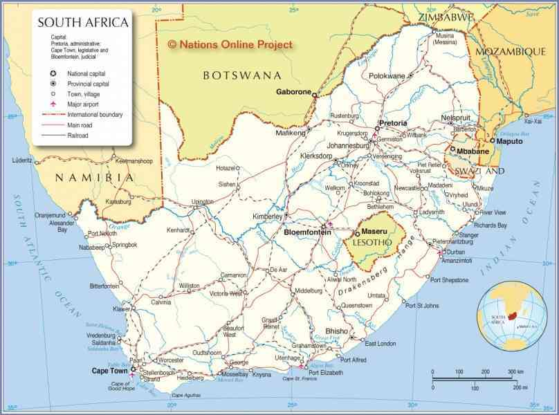 map of cities in africa 775 Map Of Cities In Africa