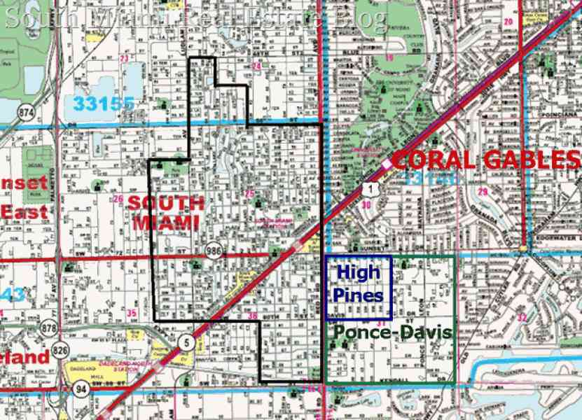 Map Of City Of Miami 9 Map Of City Of Miami