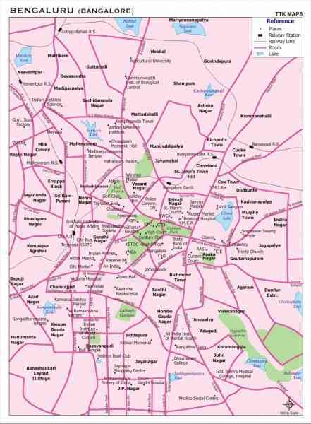 Map Of Coimbatore City 132 Map Of Coimbatore City