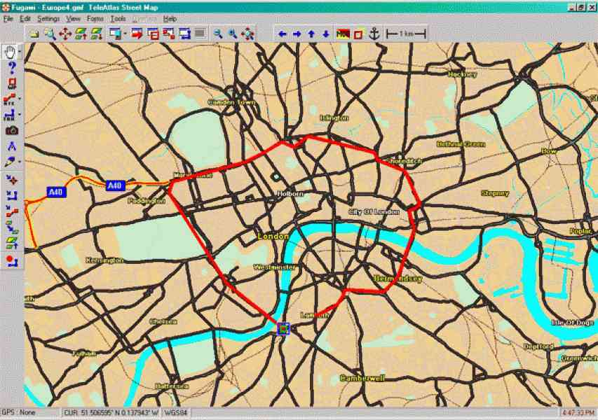 map of congestion zone in london 776 Map Of Congestion Zone In London