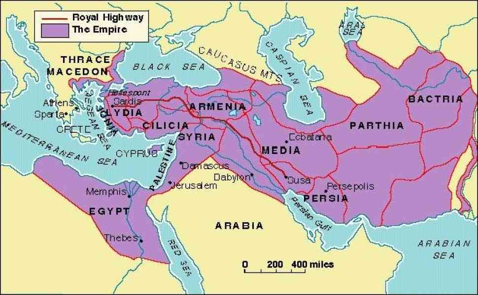 the consolidation of the persian empire under cyrus the great Start studying chapter 4, section 3 learn official who ruled a state in the persian empire under the persian empire under cyrus the great covered.