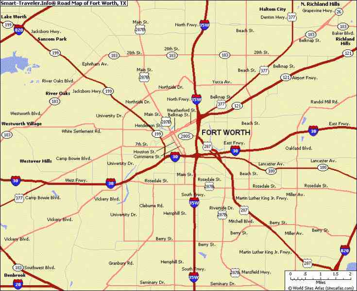 map of dallas fort worth texas map holiday travel