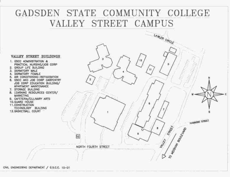 map of gadsden 9 Map Of Gadsden