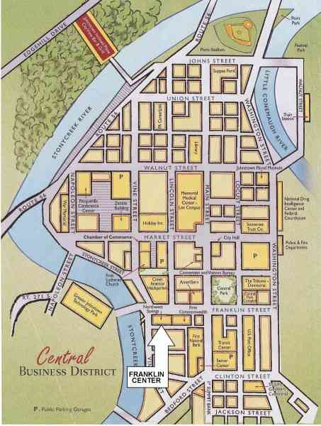 map of johnstown 10 Map Of Johnstown