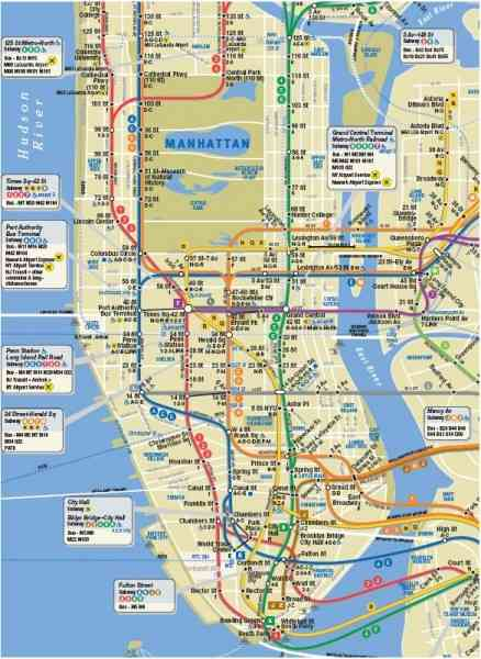 map of nyc manhattan 396 Map Of Nyc Manhattan
