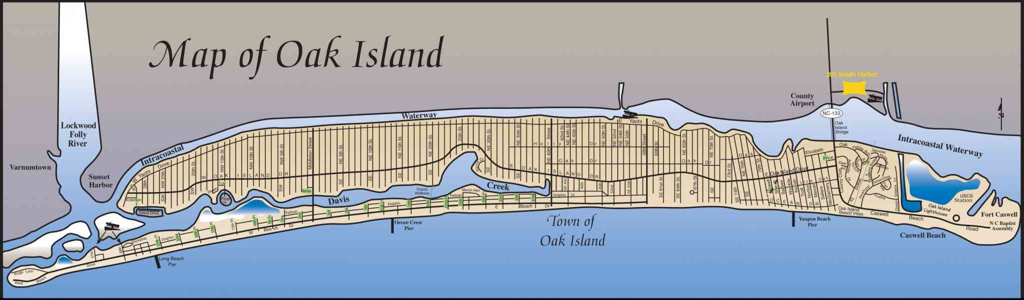 map of oak island 372 Map Of Oak Island