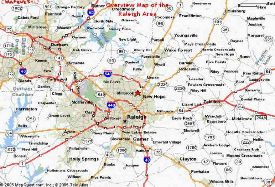 map of raleigh nc 114 Map Of Raleigh Nc