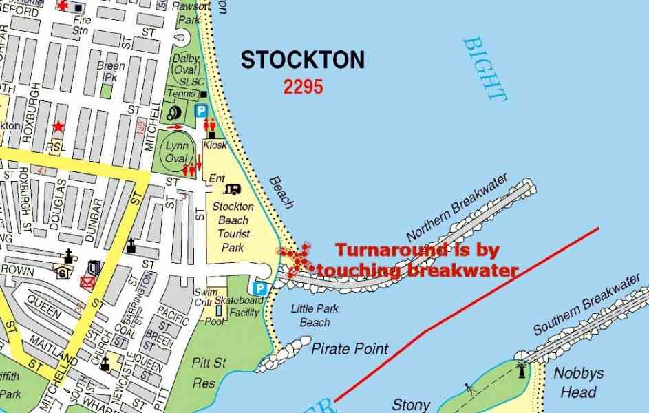 Map Of Stockton 119 Map Of Stockton