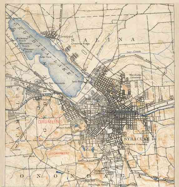 map of syracuse 4 Map Of Syracuse