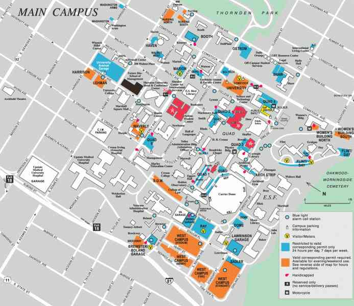 map of syracuse 376 Map Of Syracuse