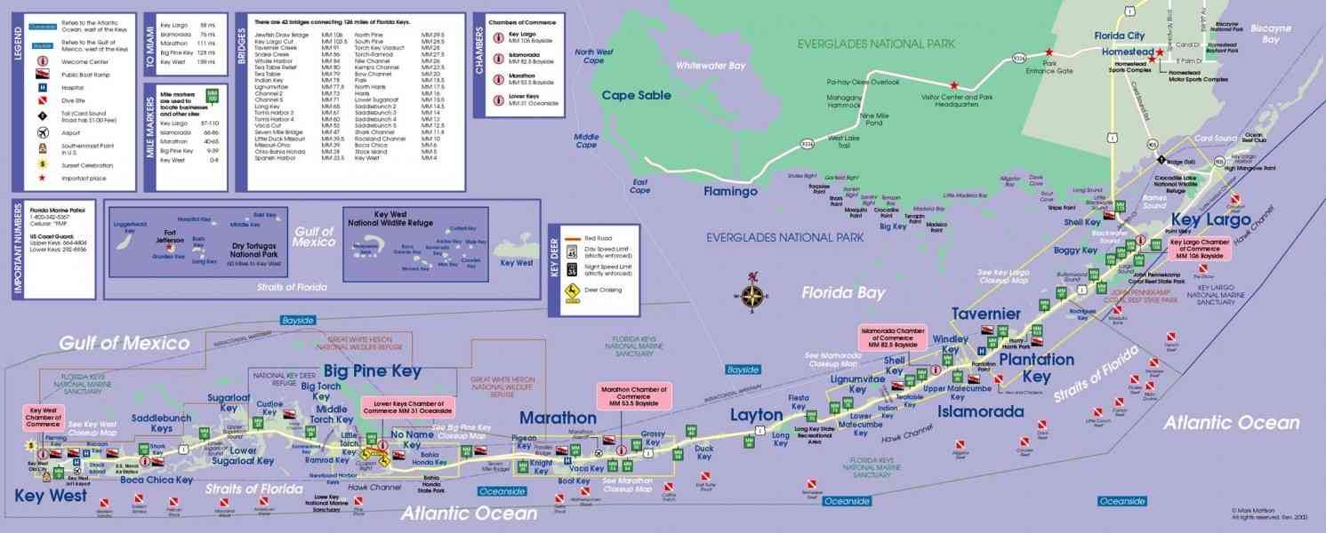 Is A Florida Beach Front Vacation Right For You  Best Map Of - Florida map miramar beach