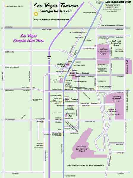 map of the las vegas strip 317 Map Of The Las Vegas Strip