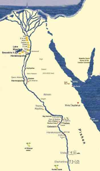 map of the nile river in egypt 44 Map Of The Nile River In Egypt