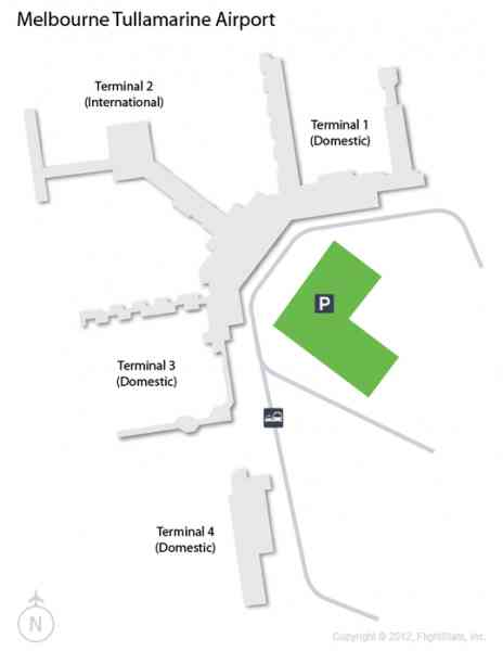 map of tullamarine airport 171 Map Of Tullamarine Airport