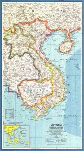 map of vietnam laos and cambodia 514 Map Of Vietnam Laos And Cambodia