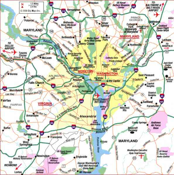 map of wash dc 81 Map Of Wash Dc