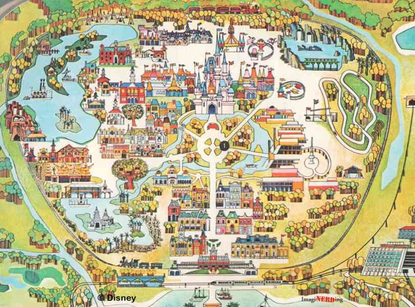 map of wdw 139 Map Of Wdw