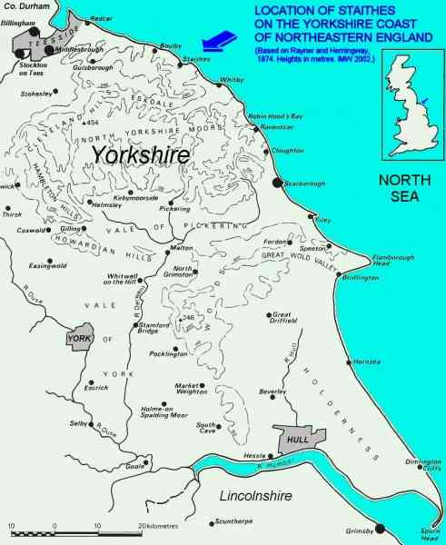 map of yorkshire uk 197 Map Of Yorkshire Uk