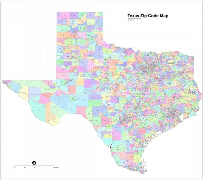 map of zip codes 189 Map Of Zip Codes
