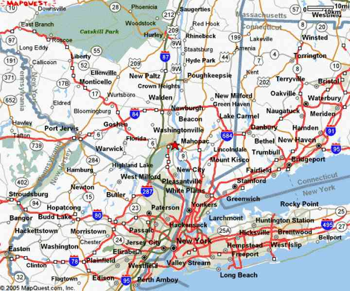 mapquest maps