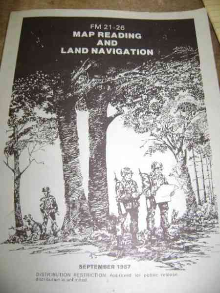 map reading and land navigation 553 Map Reading And Land Navigation